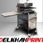 دستگاه چاپ پارچه پنوماتیک تیپ ۲