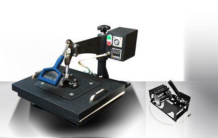 بازدیدها: 40دستگاه چاپ حرارتی ششکاره پرس حرارتی چندکاره دستگاه های پرس حرارتی چند کاره برای استفاده در کارگاه های کوچک و برای چاپ های پارچه در سایز های حداکپر تا ۴۰ در ۶۰ سانتیمتر مورد استفاده قرار میگیرد . آن دسته از مشتریانی که در صنف تایپ و تکثیر و عکاسی و یا اشخاصی که […]