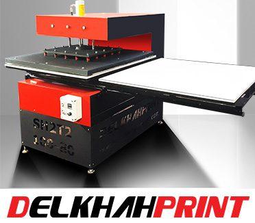 دستگاه چاپ روتختی، دستگاه چاپ تیشرت، دستگاه چاپ لباس ورزشی، دستگاه چاپ کیسه برنج