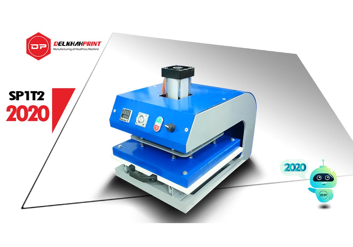 دستگاه چاپ حرارتی پنوماتیک ۴۰ در ۴۰